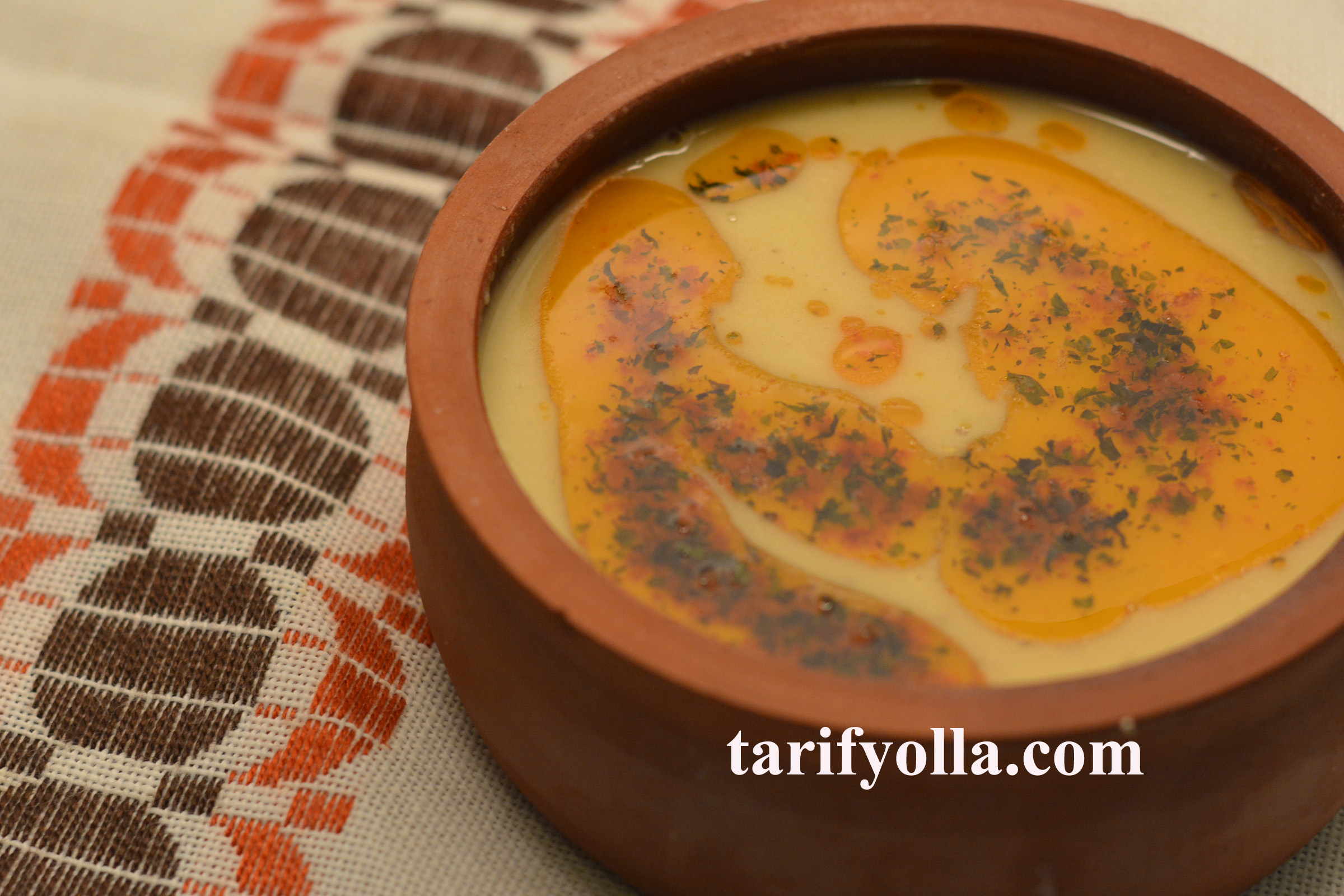 çeşminigar çorbası tarifi